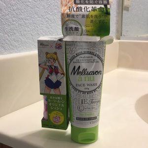 Face wash! Japanese Brand